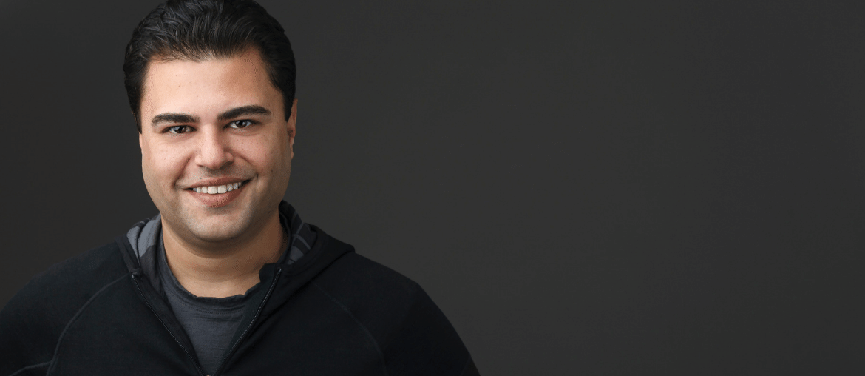 Khalid Hussain Smiling Headshot
